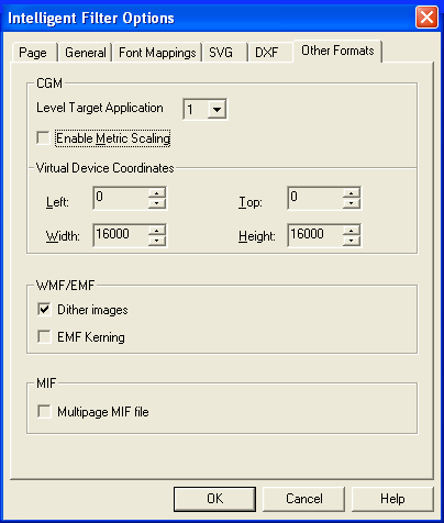 PDF FLY other options