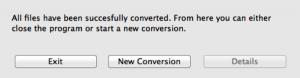 Conversion Results pdf2cad
