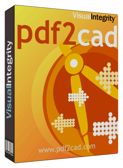 pdf2cad - Visual Integrity - Convert PDF to CAD - DXF, DWG and HPGL