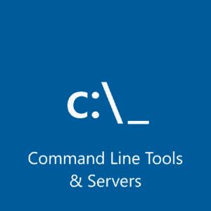 Servers & Command Line Tools