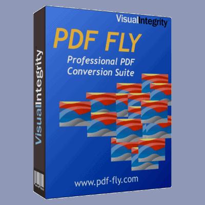 PDF FLY product shot
