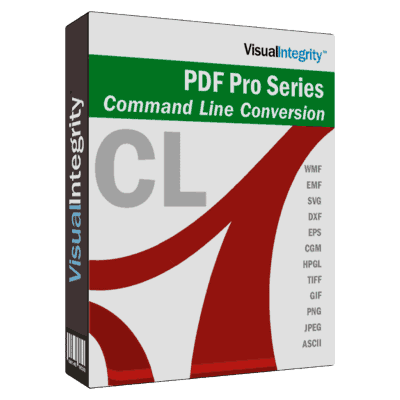 PDF command-line tool