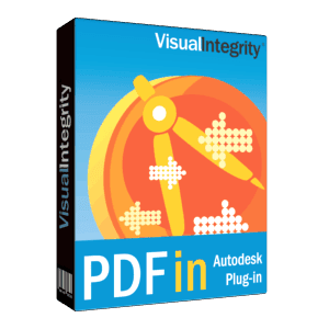 PDFin for AutoCAD