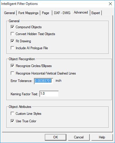 pdf2cad - Visual Integrity - Convert PDF to CAD - DXF, DWG