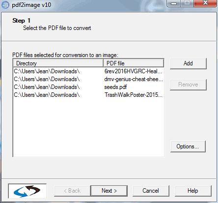 pdf2image select file