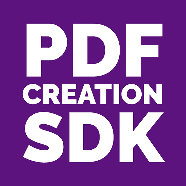 PDF Creation SDK Logo
