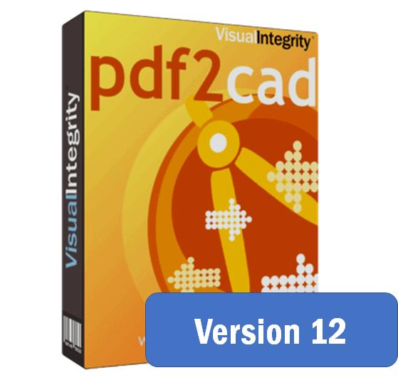 pdf2cad v12