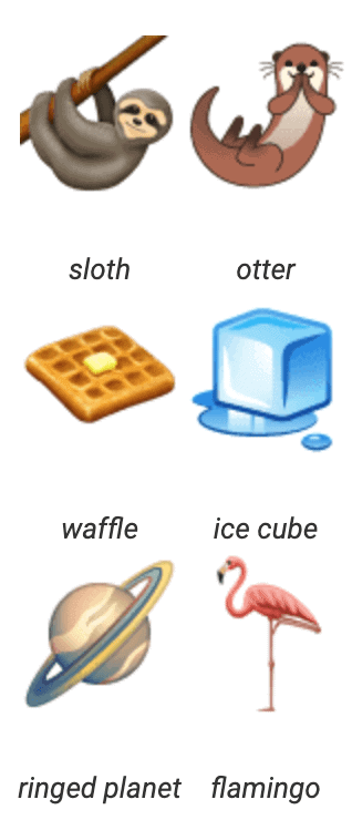 Adopt an emoji through the Unicode organization.