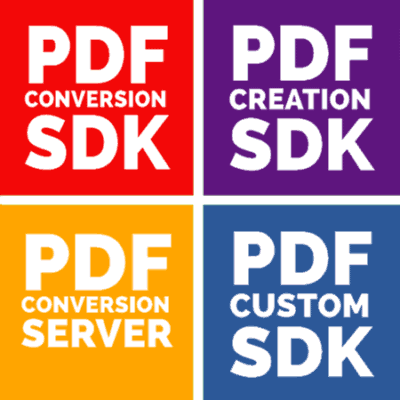 visual integrity pdf sdk components