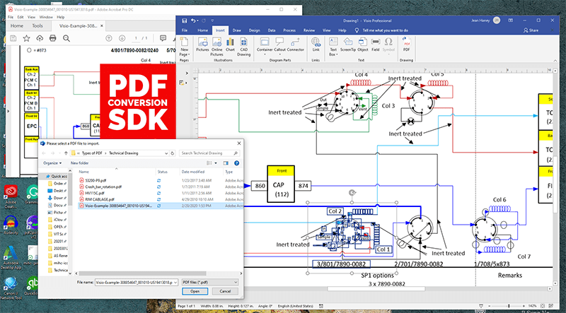 PDF Conversion SDK full screenshot