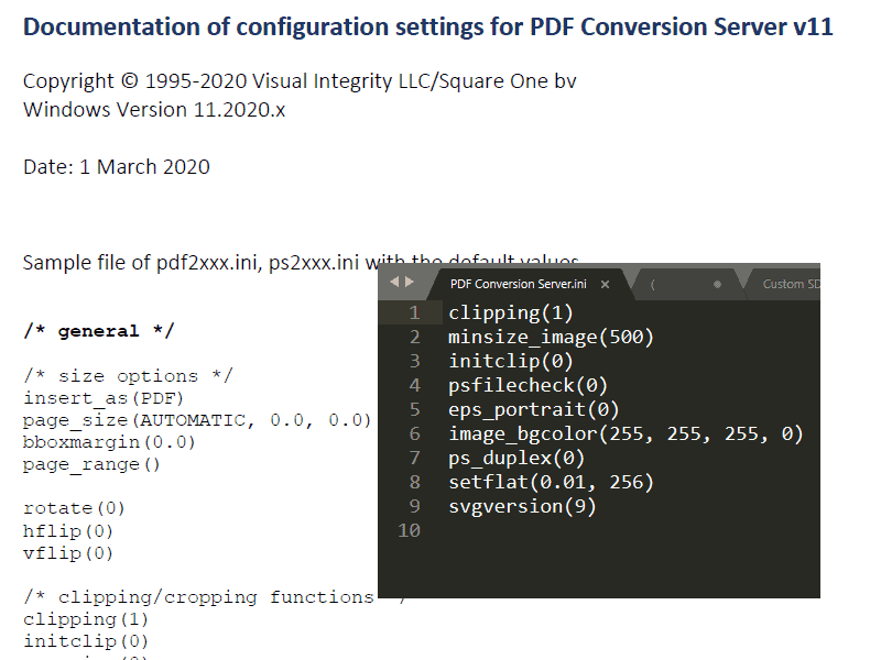 See more of PDF Conversion Server